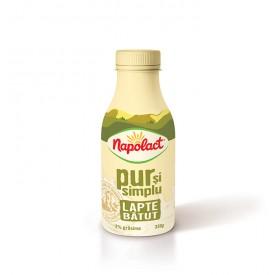 LAPTE BATUT NAPOLACT 2% PET...