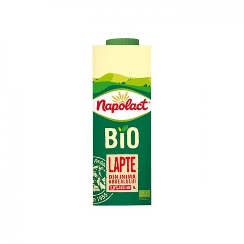 LAPTE NAPOLACT BIO 3.8%...