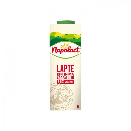 LAPTE CONSUM NAPOLACT 3.5%...